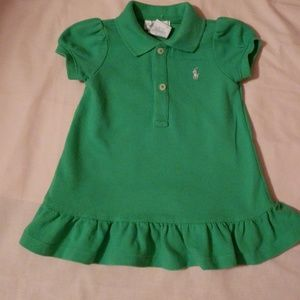 Polo Ralph Lauren Baby Polo Dress